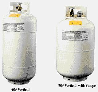 Where to find BOTTLE PROPANE 40 LBS in Ft. Collins