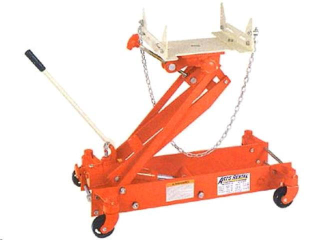 Where to rent TRANSMISSION JACK, 1 TON in Ft. Collins, Wellington, Greeley, LaPorte, Loveland, Windsor CO and all of Northern Colorado.