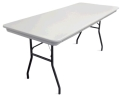 Where to rent BANQUET TABLE, 6  PLASTIC in Ft. Collins CO