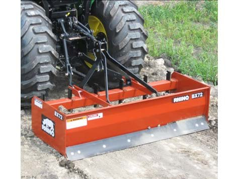 Tractor Box Scraper 66 Inch W Rippers Rentals Ft Collins