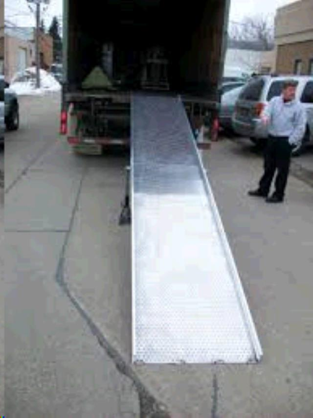 Where to find RAMP ALUMINUM 14  LONG X 26  W in Ft. Collins