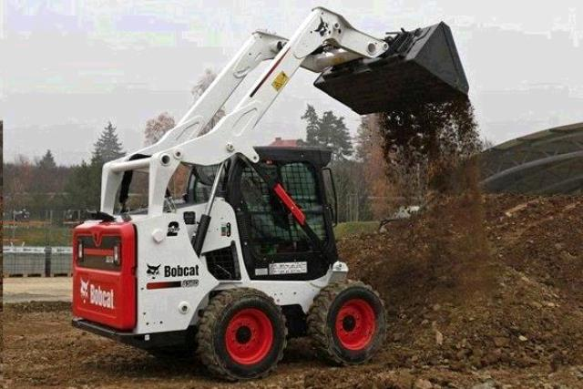 Where to find BOBCAT SKID LOADER MODEL S530 W CAB in Ft. Collins