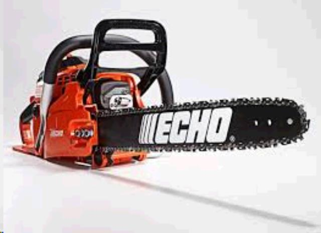 Where to find CHAINSAW, 24  GAS ECHO CS600 in Ft. Collins