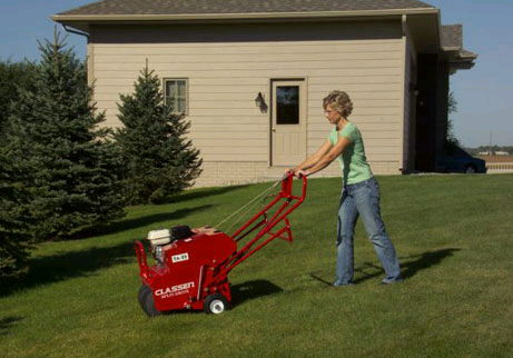 Where to rent AERATOR CLASSEN in Ft. Collins, Wellington, Greeley, LaPorte, Loveland, Windsor CO and all of Northern Colorado.