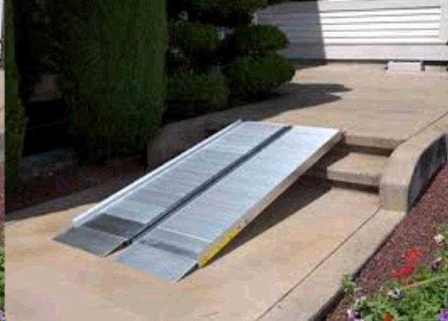 Where to find RAMP ALUMINUM 10  LONG X 19  W in Ft. Collins