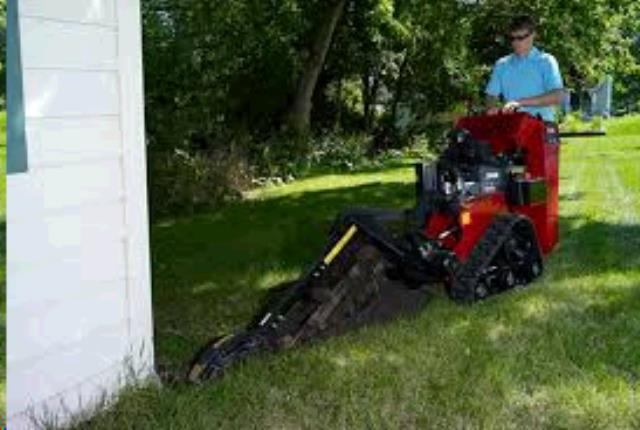 Where to find TRENCHER 24  BOOM, 16 HP TRACK DRIVE in Fort Collins