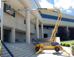 Where to find 45  SELF PROPELLED Z BOOM LIFT in Ft. Collins