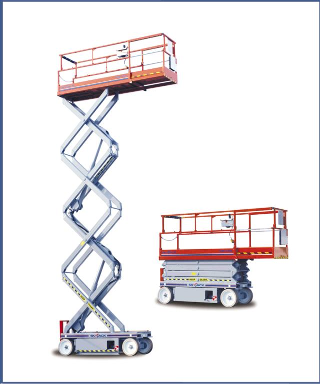 Where to find 26  SCISSOR LIFT SKYJACK 3226  2 in Ft. Collins