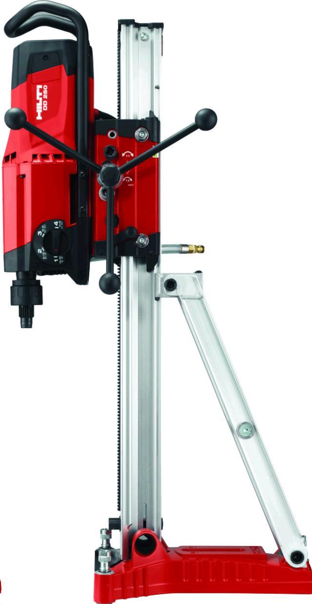 Coring Drill Hilti W Vacuum Base Rentals Ft Collins Co