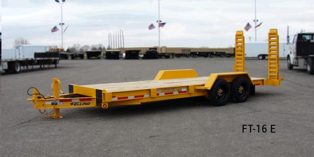 Where to find TRAILER, 7 X16  FLATBED W RAMPS in Ft. Collins