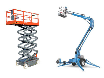 Aerial Lift Rentals in Fort Collins, Wellington, Greeley, LaPorte, Loveland, Windsor CO