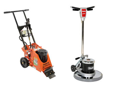 Flooring Equipment Rental in Fort Collins, Wellington, Greeley, LaPorte, Loveland, Windsor CO
